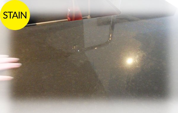 Stone Benchtop Stain Removal Brisbane
