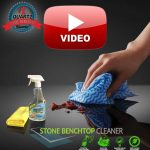 windex vinegar how to make caesarstone shine how to clean caesarstone stain how to clean quartz countertop How to clean stone benchtop polish shine stain removal