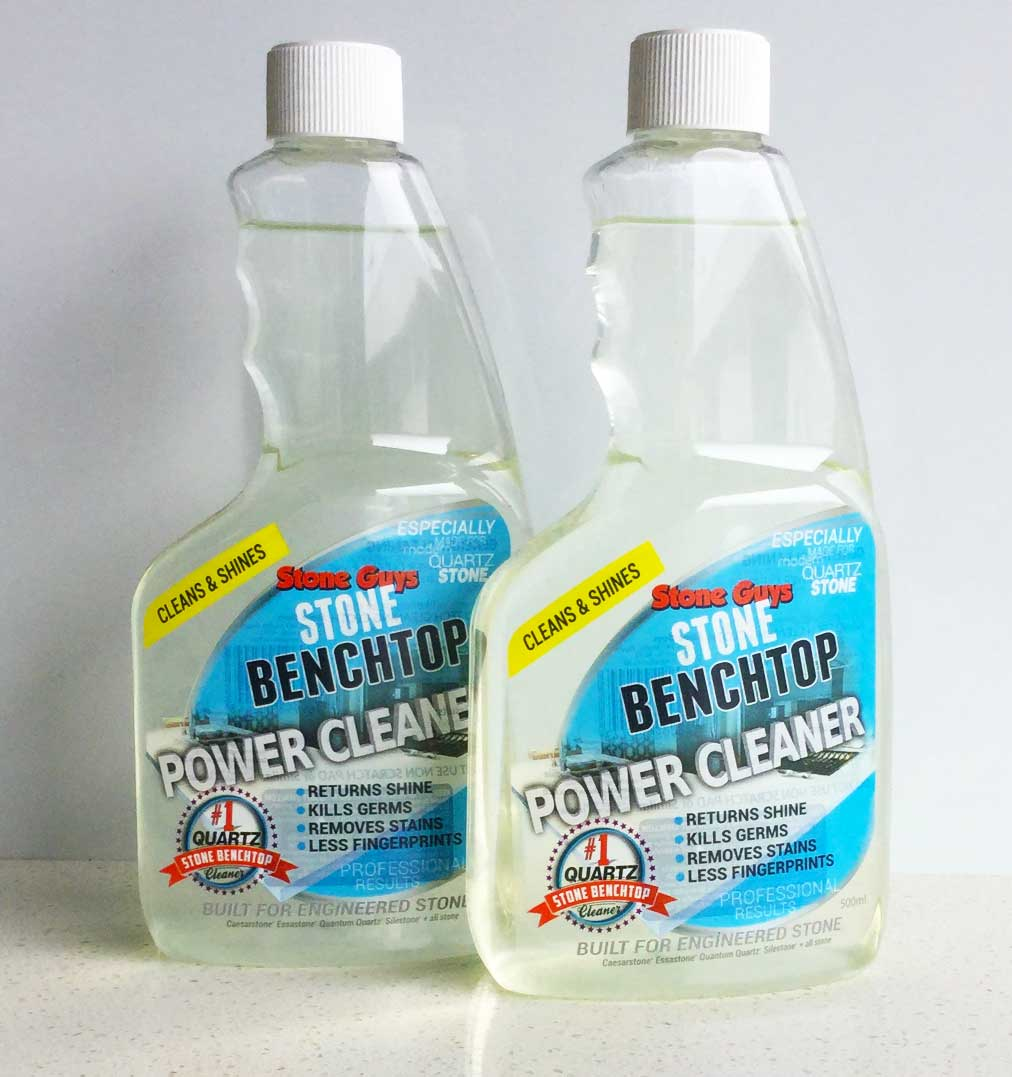 BEST Quartz Benchtop Cleaner - How to clean Stone Benchtops